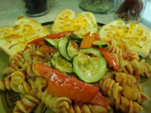 Quick & Easy pasta dish