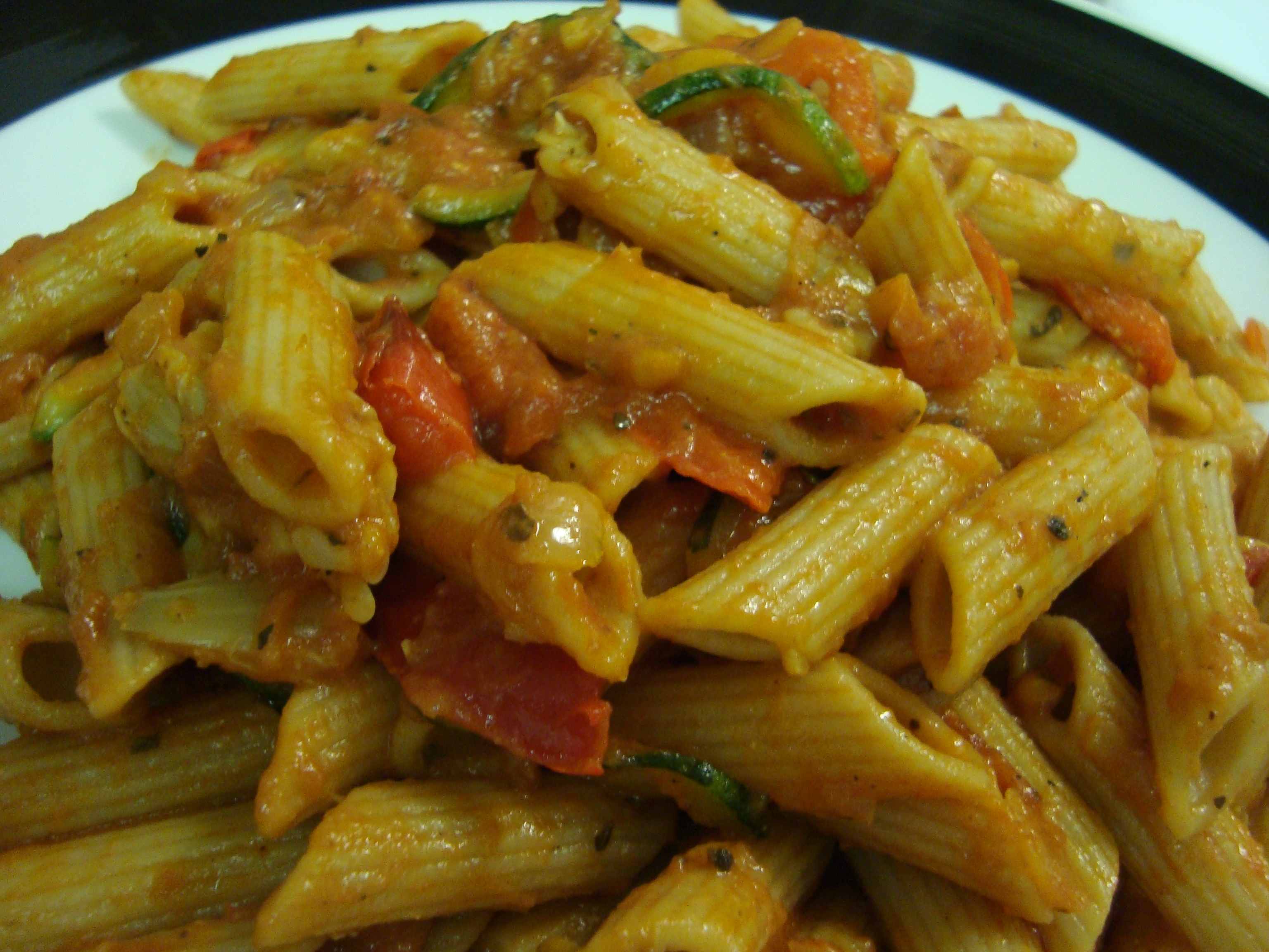 Another batch of this yummy pasta!
