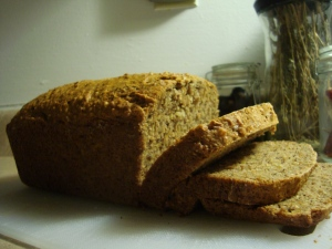 Delicious Zucchini Loaf